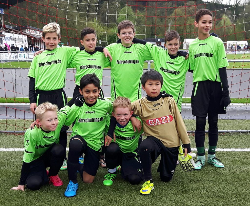 Sieger Foto 1 Catnic Cup